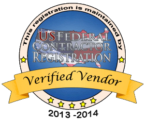 US Federal Contractor Registration Approved